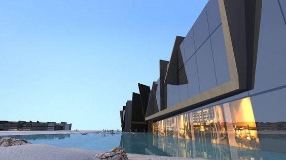 Post Expo 2008 | Proyectos | A-cero Estudio de arquitectura y urbanismo