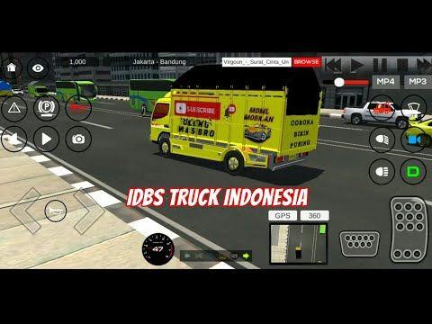Pin Di Idbs Truck