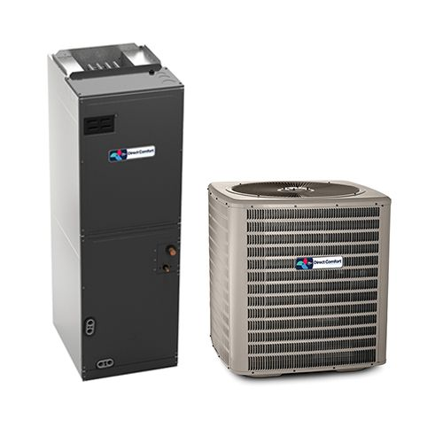 5 Ton A C Direct Comfort Dc Manufacturing Company 14 Seer Central Air Conditioner System Heat And Co In 2020 Central Air Conditioners Heating And Cooling Cool Stuff