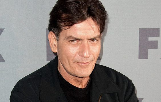 Charlie Sheen donated money