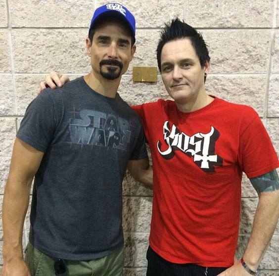"""""""Backstreet's Back, alright!"""" 