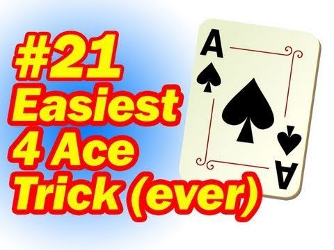 Easy Card Trick Learn Beginner Card Trick No Skill Required Magic Trick Tutorial Youtube Easy Magic Tricks Card Tricks Magic Tricks Tutorial