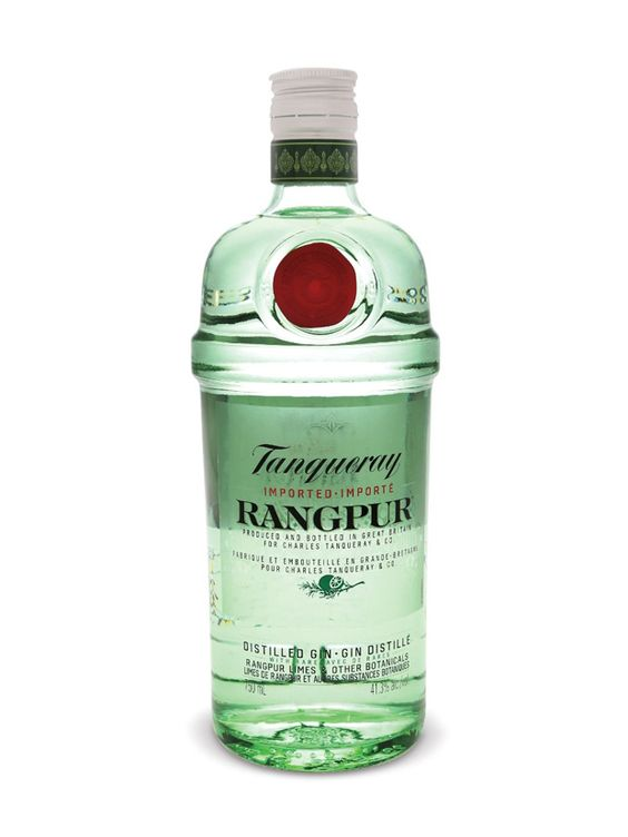 Tanqueray Rangpur Gin - Botaniche: Angelica, Bacche di ...