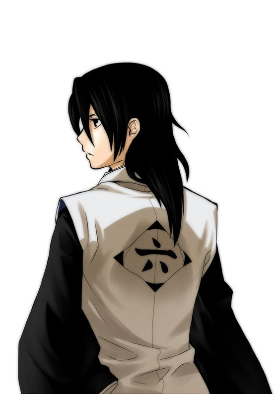 Type: Fan Art,  Anime(s)/Show(s): Bleach,  Character(s): Byakuya Comment: How could such an adorable child grow up to be such a mean old man!