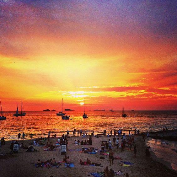Sunset Ashram in San Jose de la Atalaya, Islas Baleares