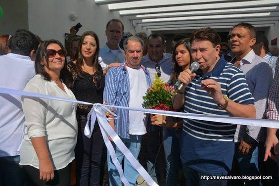 """BLOG ÁLVARO NEVES """"O ETERNO APRENDIZ"""" : FOTOS - AO INAUGURAR MAIS UMA CRECHE-ESCOLA E DIST..."""
