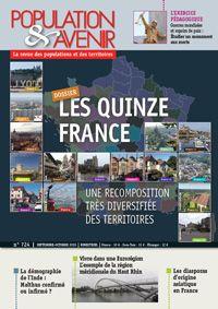 Sommaire de la revue Population & Avenir n° 724 - septembre-octobre 2015 http://www.population-demographie.org/revue03.htm