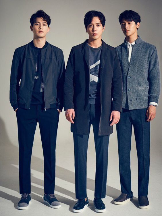 CNBLUE are the definition of fall classy for new 'The Class' collection…
