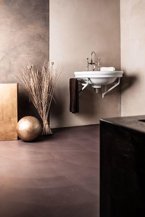 Naturofloor - nice alternative to tiles