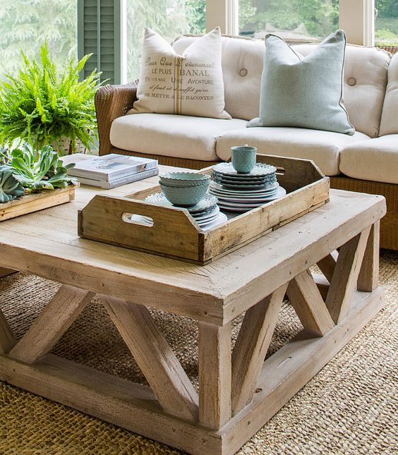interior design services atlanta - Living room turquoise, offee tables and offee on Pinterest