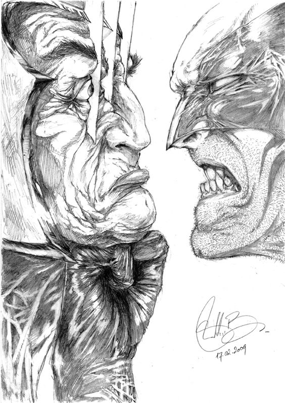 The Wolverine vs Magneto - See best of PHOTOS of the WOLVERINE film  http://www.wildsoundmovies.com/the_wolverine_vs_magneto.html