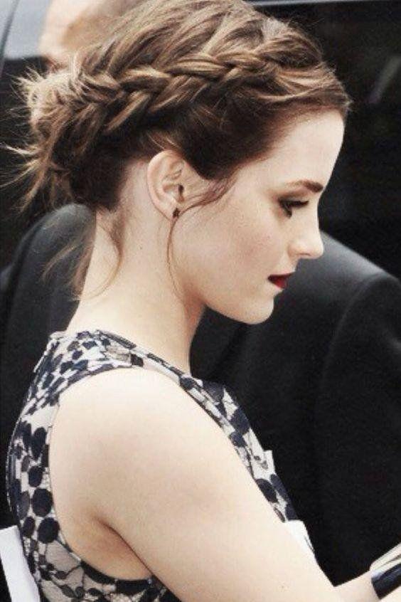 Porque las trenzas también son para las chicas de cabello corto - mira estos bonitos peinados | Belleza