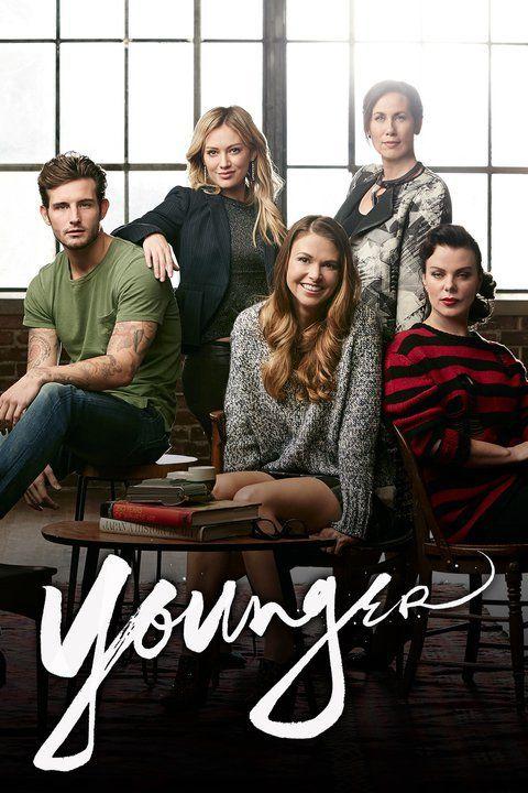 YOUNGER TV SHOW , phim truyền hình này rất hợp với lứa tuổi như mình, thoại hay, tính cách các nhân vật thú vị , thông minh, dí dỏm nhưng có lẽ không đủ xuất sắc (mà xuất sắc thì rất là khó) để đánh bật các phim ra liên tục gần đây. Nhưng dù sao nó cũng là một tính cách riêng , đáng được tran trọng giống như phim new girl