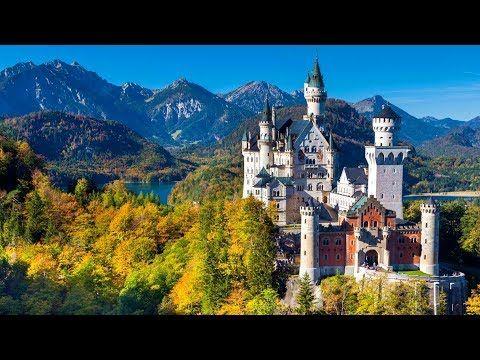 Neuschwanstein Castle Germany Hd Youtube Neuschwanstein Castle