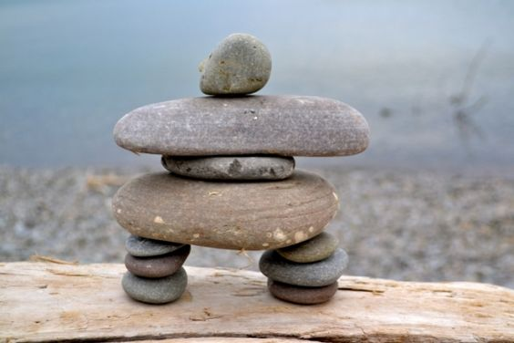 Lonely Inukshuk Photo - National Geographic Kids My Shot