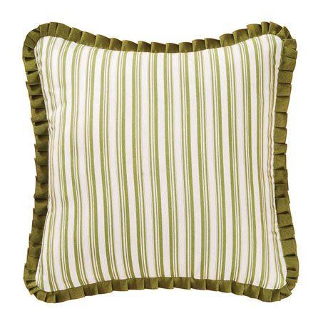 pleated ribbon or fabric fringe