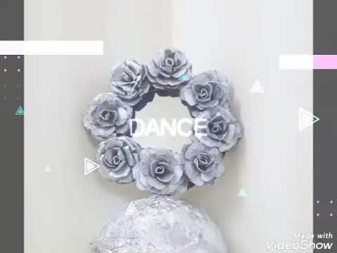 الكنفا اعمال يدويه افكار مربحه Youtube Floral Floral Rings Flowers