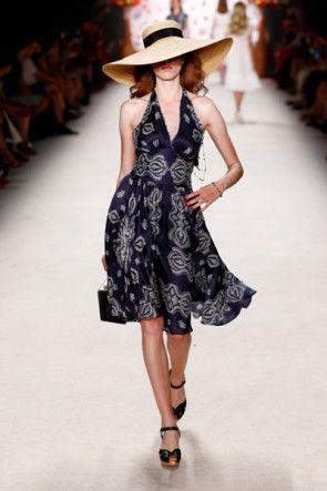 sommerkleider 2016 lena hoschek fashion week berlin juli 2015 03 fashion pinterest. Black Bedroom Furniture Sets. Home Design Ideas