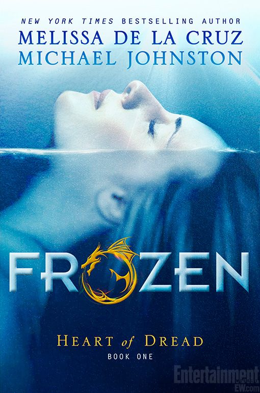 #CoverReveal Frozen by Melissa de la Cruz, Michael Johnston. Coming 9/2013