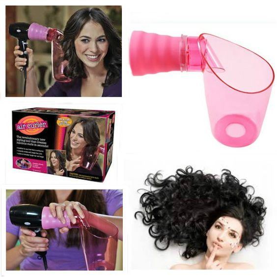 Air Curler Hair Roller Dryer Hair Styling Tool