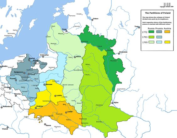 Map Of Poland Throughout History Essay - image 3