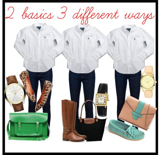 2 basics 3 different ways