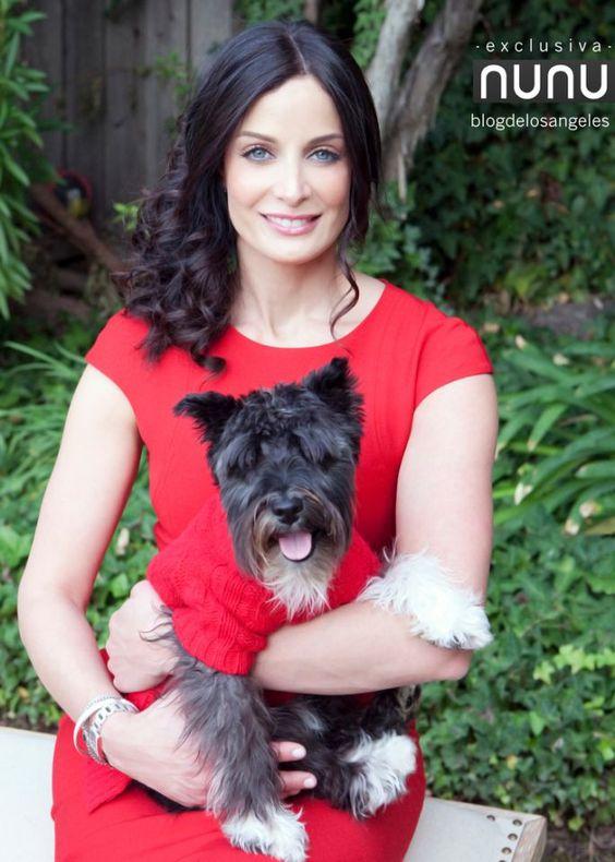 La mujer de 41 años ha aparecido en el Blog de Los Ángeles de NuNu durante este año, en la que ofreció una entrevista recientemente.