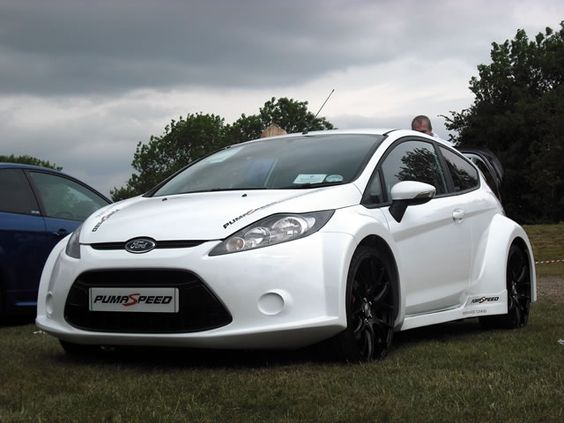mk7 fiesta racing by pumaspeed olsbergs mse wide arched. Black Bedroom Furniture Sets. Home Design Ideas