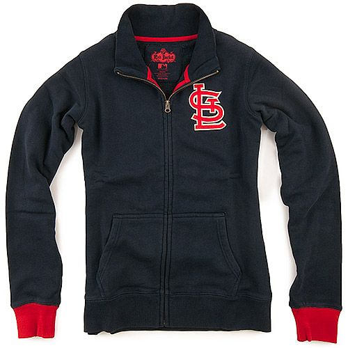 Canada Goose jackets online authentic - St. Louis Cardinals Women's Tart Track Jacket by Red Jacket - MLB ...
