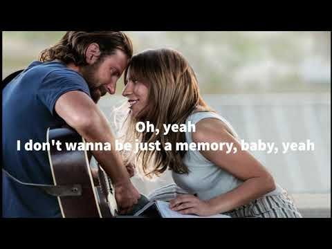 Always Remember Us This Way With Lyrics Lady Gaga Youtube With