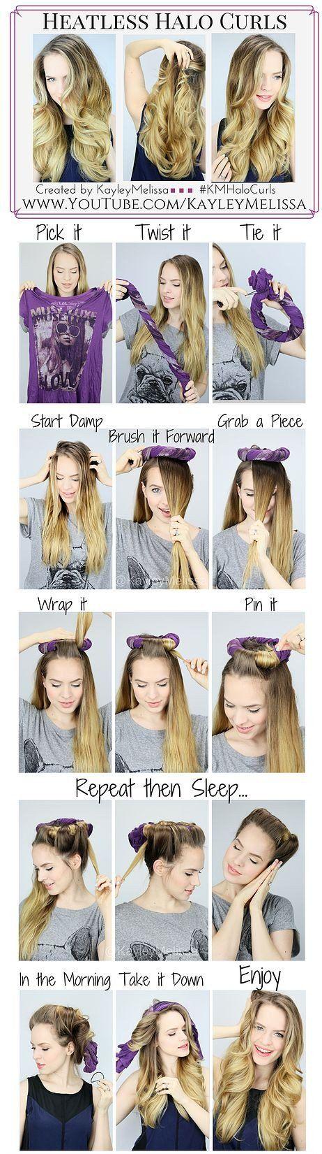 Paso a paso para ondular tu cabello naturalmente | i24mujer