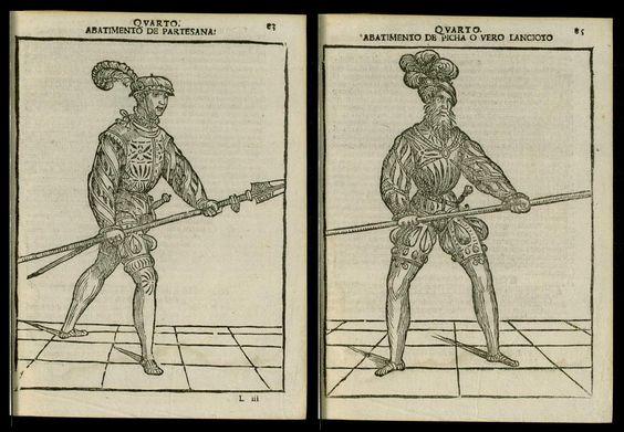 https://flic.kr/p/53iCNc | L'arte de l'Armi by Achille Marozzo, 1536 g…