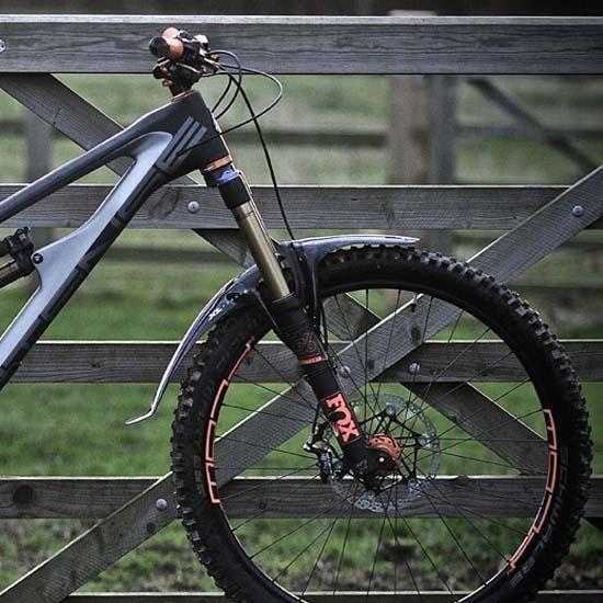 Crud Xl Full Front Fender Mudguard Mountain Bike Mtb Bicycle Mtb