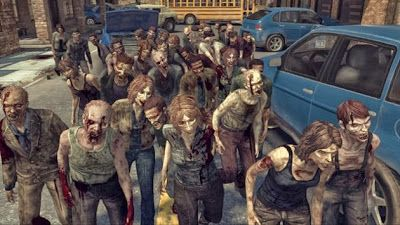 The Walking Dead is a graphic adventure, performed from a third-person viewpoint with a kind of cinematic camera angles, in which the contestant, as protagonist Lee Everett, works with a rag-tag assembly