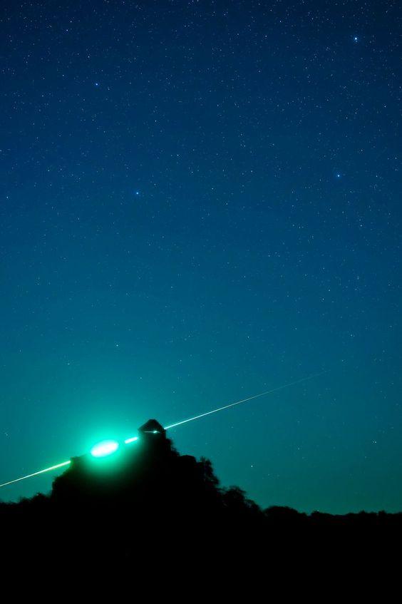 Photographer Caught Stunning Meteor Instead of Spooky Asteroid