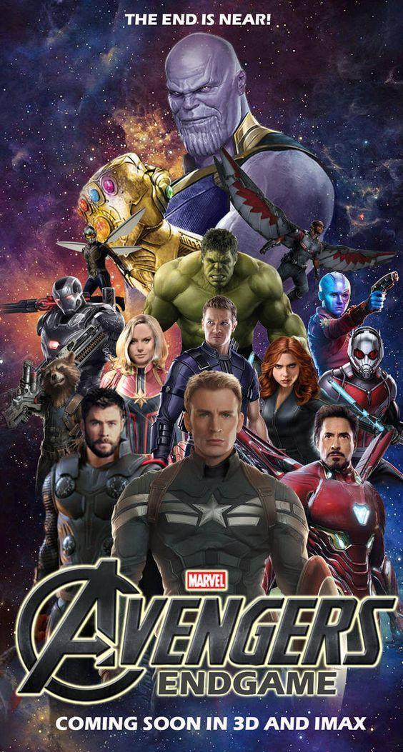 Verº Vengadores Endgame 2019 Pelicula Completa Online En Espanol Latino Subtitulado Grati Avengers Pictures Marvel Superhero Posters Marvel Movie Posters