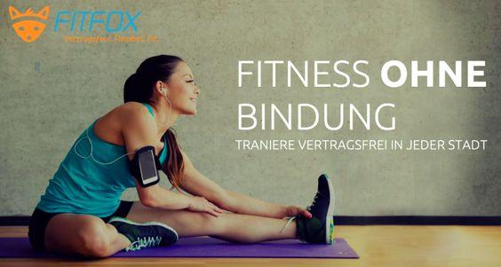 #Startup vorgestellt: fitfox - Ohne Vertragsbindung ins Fitnessstudio
