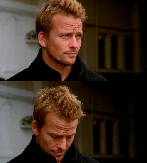 "Sean Patrick Flanery (from the movie ""demon hunter"")"