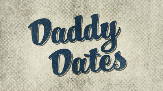 Daddy Dates by pastor Mark