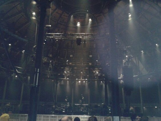 The Roundhouse London