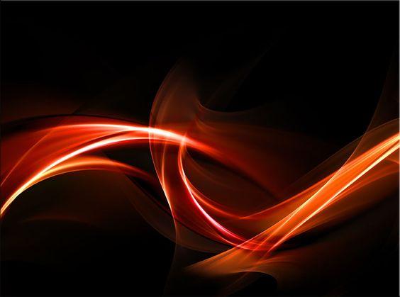 Abstrait rouge et blanc sur fond noir tableau design - Tableau rouge et noir ...