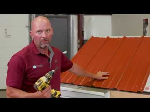 Corrugated Metal Panels Vs Standing Seam Metal Roofing Roofing Mythbusters Series Episode 4 Y In 2020 Metal Roof Corrugated Metal Roof Standing Seam Metal Roof