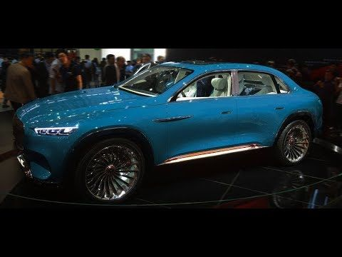 New 2020 Mercedes Maybach Super Luxury Suv Exterior And