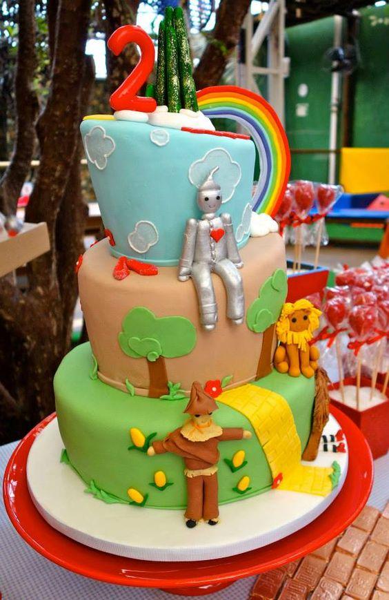 OZ cake.
