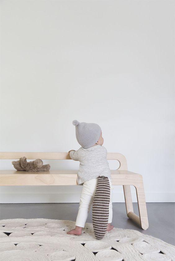 Rafa-kids bench at ZARA - #zaraeditorials - 12 months - MINI   0 - MINI EDITORIAL