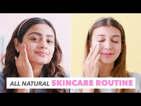 Diy Natural Skincare Routine Oily Dry Skin Youtube Dry Oily Skin Natural Skin Care Routine Natural Skin Care Diy