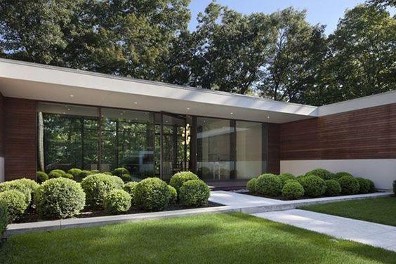 Best Mid-Century Modern Interior Bungalow