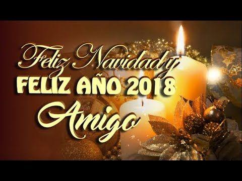 Felicitaciones De Navidad Youtube 2019.Mensajes De Navidad Para Amigos Y Familiares Feliz Ano