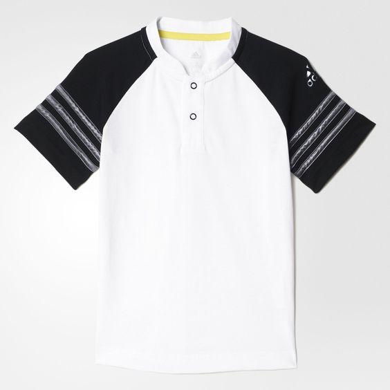 adidas - Camiseta Henley