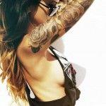 Tattoo braço